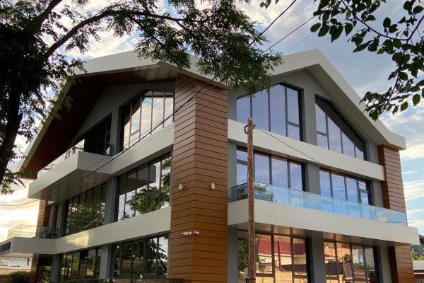 Новый офис строительной компании Borsan Construction